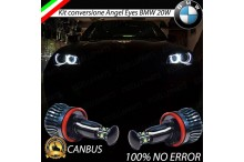 Luci Angel Eyes LED H8 X5 E70