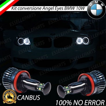 Luci Angel Eyes LED H8 SERIE 1 E81