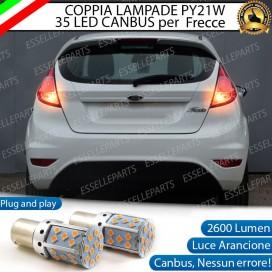 Coppia Frecce Posteriori PY21W 35 LED Canbus FORD FIESTA VI