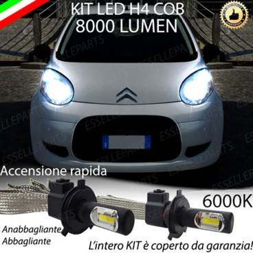Anabbaglianti/abbaglianti KIT A LED CITROEN C1 I