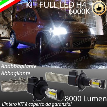 Anabbaglianti/abbaglianti KIT A LED PANDA II