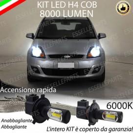 Anabbaglianti/abbaglianti KIT A LED FORD FIESTA V