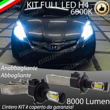 Anabbaglianti/abbaglianti KIT A LED HONDA JAZZ II