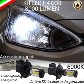Anabbaglianti/abbaglianti KIT FULL LED H4