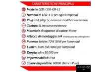 Anabbaglianti/abbaglianti KIT A LED LANCIA YPSILON II