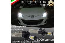 Anabbaglianti/abbaglianti KIT A LED MAZDA 2 II