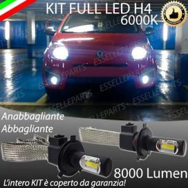KitFull LED H4 Anabbaglianti/Abbaglianti 8000 LUMENRENAULTTWINGO II