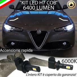 KIT FULL LED H7 Anabbaglianti ALFA ROMEO GIULIA