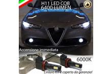 Kit Full LED H11 Fendinebbia GIULIA