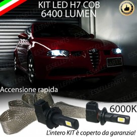 Kit Full LED H7 Anabbaglianti