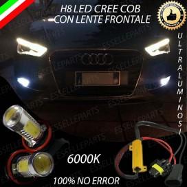 Luci Fendinebbia H8 LED 900 LUMENAUDIA3 8V
