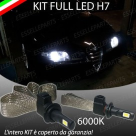 KitFull LED H7 6400 LUMEN Anabbaglianti ALFA ROMEOGT