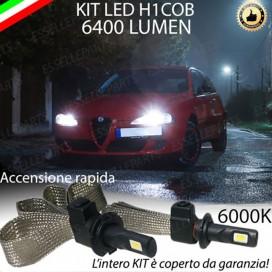 KitFull LED H1 Abbaglianti 6400 LUMEN ALFA ROMEO147 II