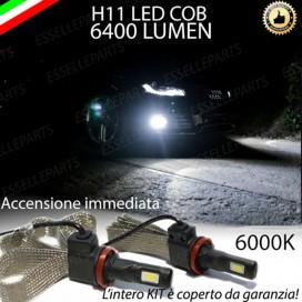 KitFull LEDFendinebbia H11 6400 LUMENAUDI A5