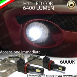 KitFull LED Anabbaglianti H11 6400 LUMENNISSANJUKE