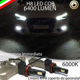 KitFull LED H8 6400 LUMEN FendinebbiaAUDIA3 8V