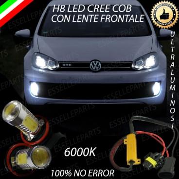 Luci Fendinebbia H8 LED VW GOLF VI