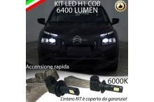 Kit Full LED H1 Abbaglianti CITROEN C4 CACTUS