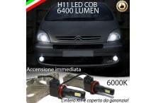 Kit Full LED H11 Fendinebbia CITROEN XSARA PICASSO