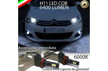 Kit Full LED H11 Fendinebbia CITROEN C4 II