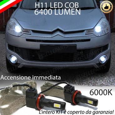 Kit Full LED H11 Fendinebbia CITROEN C-CROSSER