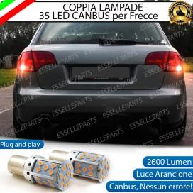 Coppia Frecce Posteriori P21W 35 LED Canbus AUDI A4 B7