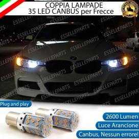Coppia Frecce Anteriori PY21W 35 LED Canbus BMW SERIE 3 F30