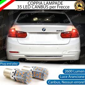 Coppia Frecce Posteriori P21W 35 LED Canbus BMW SERIE 3 F30 F31