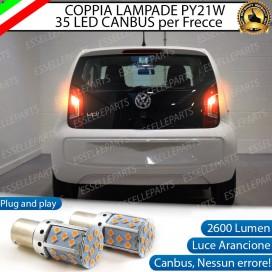 Coppia Frecce Posteriori PY21W 35 LED Canbus VOLKSWAGEN Up!