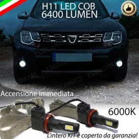 Kit Full LED H11 Fendinebbia DACIA DUSTER RESTYLING