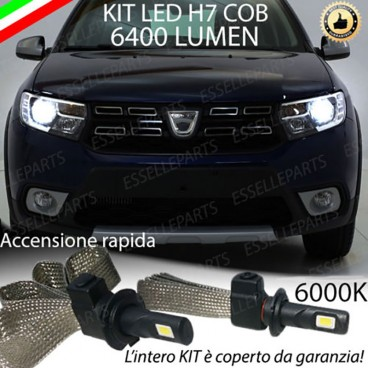 KIT FULL LED H7 Anabbaglianti DACIA SANDERO II