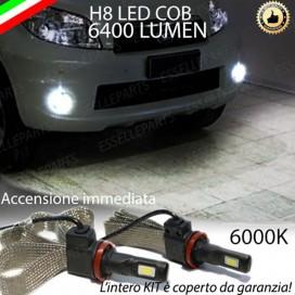 KitFull LED H8 6400 LUMEN FendinebbiaDAIHATSUTERIOS II