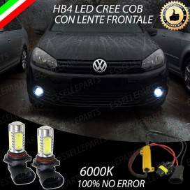 Luci Fendinebbia HB4 LED 900 LUMEN VW GOLF VI
