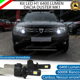 KitFull LED H1 Abbaglianti 6400 LUMENDACIADUSTER
