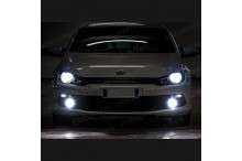 Luci Fendinebbia HB4 LED VW SCIROCCO