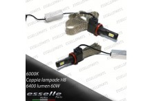 Kit Full LED H8 Fendinebbia FIAT 500X