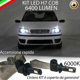 KIT FULL LED H7 Anabbaglianti FIAT PUNTO III