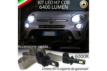 Kit Full LED H7 Abbaglianti 500L