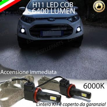 Kit Full LED H11 Fendinebbia FORD ECOSPORT