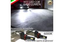 Kit Full LED H11 Fendinebbia FORD FOCUS III