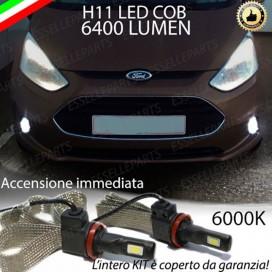 KitFull LEDFendinebbia H11 6400 LUMENFORDB-MAX