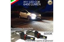 Kit Full LED H11 Fendinebbia FORD FIESTA VI