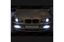 Luci Fendinebbia HB4 LED BMW SERIE 3 E46
