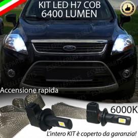 KitFull LED H7 6400 LUMEN AnabbagliantiFORDKUGA I