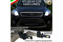 KIT FULL LED H7 Anabbaglianti KUGA I