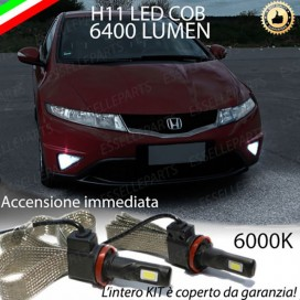 Kit Full LED H11 Fendinebbia HONDA CIVIC VIII