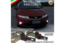 Kit Full LED H11 Fendinebbia HONDA CIVIC VIII