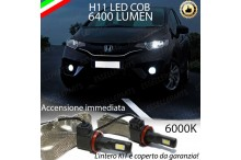 Kit Full LED H11 Fendinebbia HONDA JAZZ III