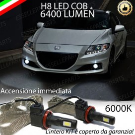 Kit Full LED H8 6400 LUMEN Fendinebbia HONDA CR-Z