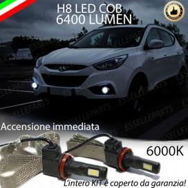 KitFull LED H8 6400 LUMEN FendinebbiaHYUNDAIIX35